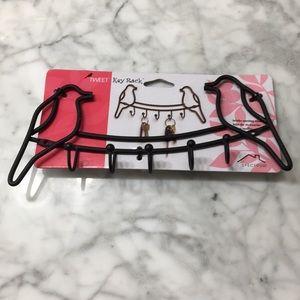 Bird Key Rack